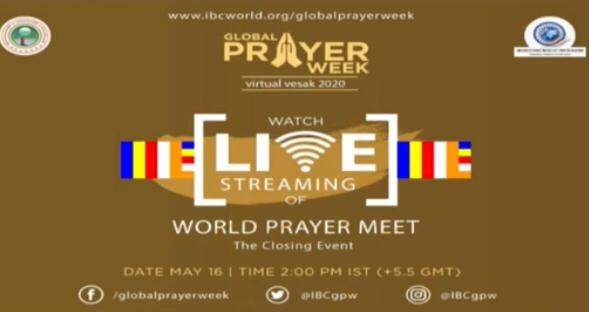 Global Prayer Week do IBC