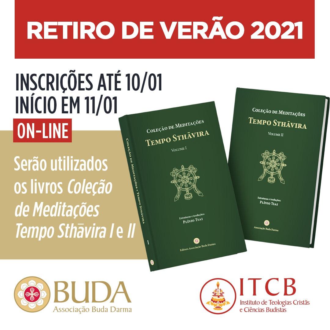 Retiro de meditação 2021