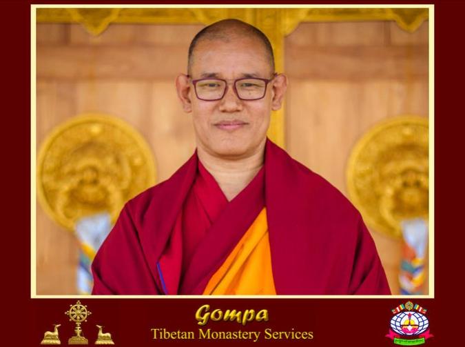 A Associação Buddha Dharma tem o prazer de divulgar o evento do nosso amigo e professor HE Janchub Choeden do Monastério de Ganden Shartse.