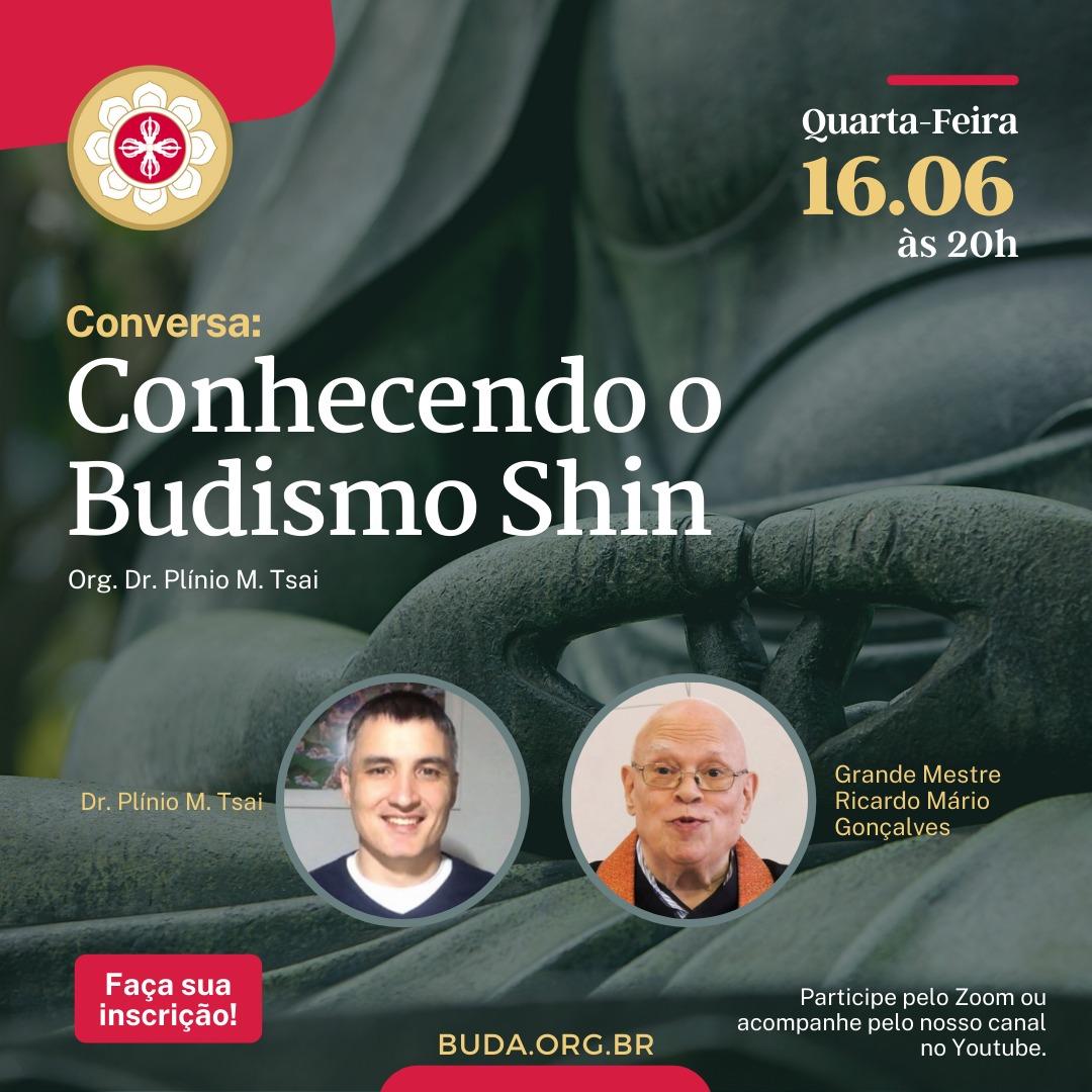 Conversa: Conhecendo o Budismo Shin
